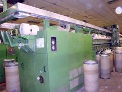 RIETER Model R1-4624 Open End Spinning Frames