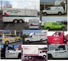 Vehicle Graphics & Decals