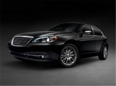 2013 Chrysler 200 Limited Sedan Vehicle