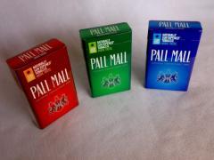 Pall Mall Cigarettes