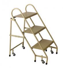 Steel Folding Ladder