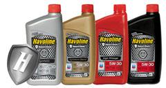 Havoline® Synthetic Motor Oil