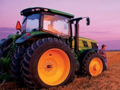 2012 John Deere 6190R