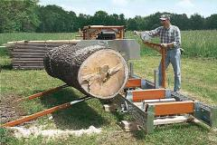 Portable Sawmill, Norwood LumberMate