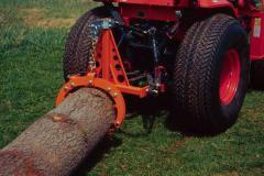 Log Skidding Attachment for Tractors, Log-Hog