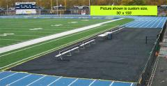 Bench Zone® Sideline Track Protectors