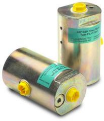 High Pressure T-filter