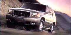 2000 Cadillac Escalade 4dr 4WD