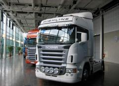 Truck and Bus Spare Parts