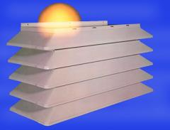 Aluminum Air Conditioner Cover
