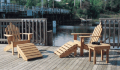 The Sandy Hook Adirondack Chair Collection