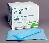 Oil Only Cat Pillows
