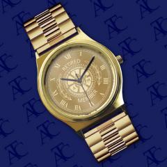 IAM Retired Member Medallion Watch