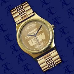 USW Retired Member Medallion Watch