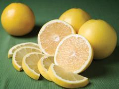 Sweet White Grapefruits