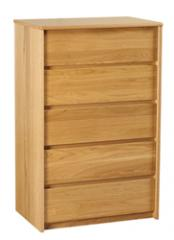 The Nittany 5 Drawer Chest by Savoy