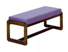 "Sled Base Bench 24"" Wide by Savoy"