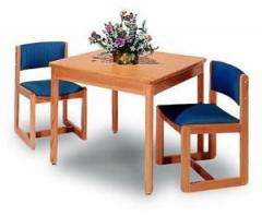 Square Designer Tables by Savoy