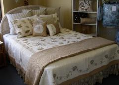 Quilt Treasures By The Sea Taupe