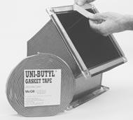 Uni-Butyl XT Butyl Gasket