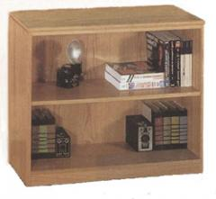 The Homestead 2 Shelf Bookcase by Savoy