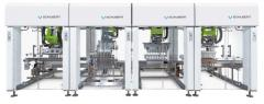 TLM Tube Filling and Closing Machines