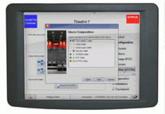 Barco Communicator Touch Panel (R9855910)