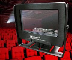 DepthQ Polarization Modulator for 3D Digital