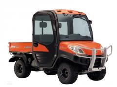2012 Kubota RTV1100 Orange Utility Vehicles