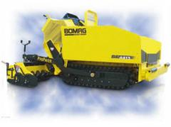 2012 BOMAG BF4413 Self Propelled Paver