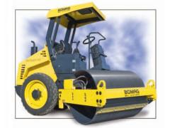 2012 BOMAG BW 124 DH-40 Single Drum Rollers