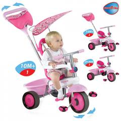 Smart Trike Tricycle- Fresh Pink
