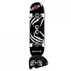 Razor 28 inch Skateboard Combo