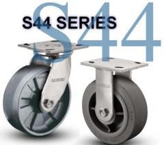 S44 Series Medium/Heavy Duty Stainless Casters