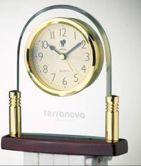 Elegant High Gloss Desk Clock