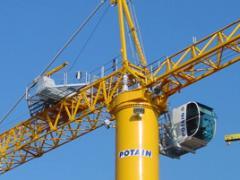 Tower Crane, MD 650