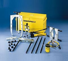 BHP-Series, Hydraulic Master Puller Sets