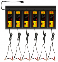 Phoenix 10™ charging station