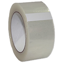 2 Clear Packaging Tape
