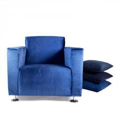 Temptation Blue Fabrics Collection
