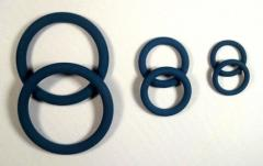 Si or Silicone Rubbers O-Rings