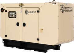13 kW Perkins Diesel Generator EPA Certified