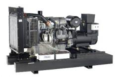 80 kW Perkins UL Open Three Phase Diesel Generator