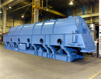 Three-Stage System Sand Coolers
