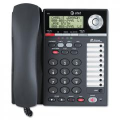 Two- Line Corded Speakerphone with Caller ID