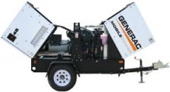 Mobile Flip-Hood Generators