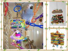 Large size Parrot Bird Toys