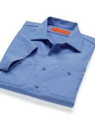 Short Sleeve Industrial Work Shirt MS24