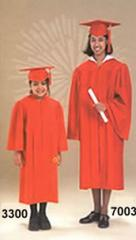School Graduation and Choral Robes 3300 & 7003