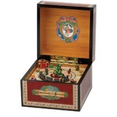 Mini Vintage Music Box No.77821